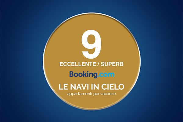 Booking.com Le Navi in Cielo