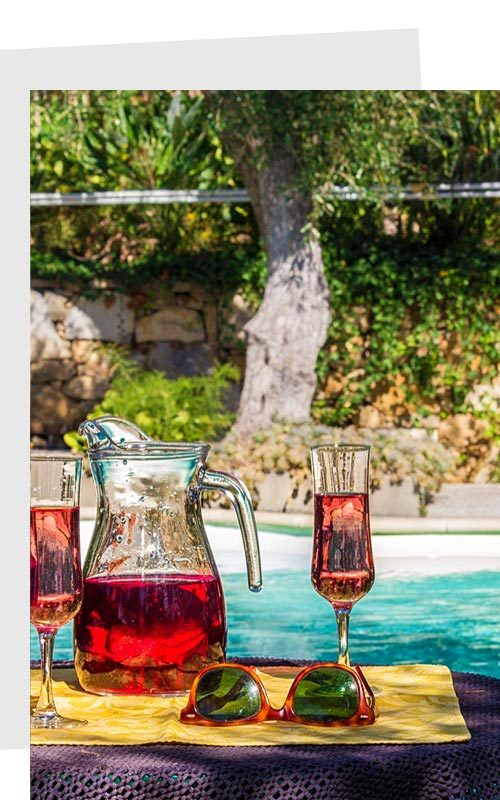 Casa vacanze con piscina: relax