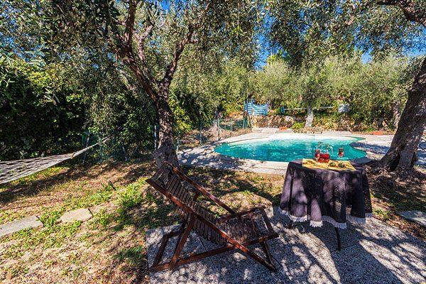 Le navi in Cielo: casa vacanze con piscina
